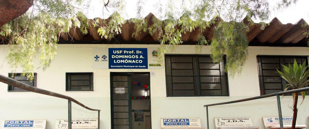 USF- Domingos A Lomonaco (Jd. Eugênia Mendes Lopes)